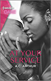 At Your Service: A Scorching Hot Romance (The Fabulous Golds Book 2)