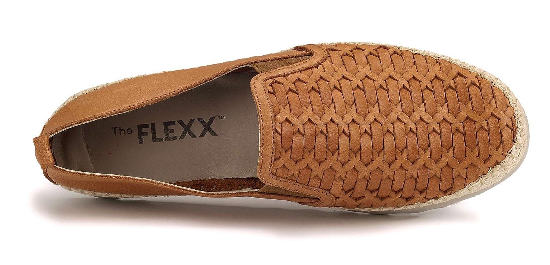 The Flexx Chapter Espadrilles Damen Cuoio Cuoio Damen 53ce4a