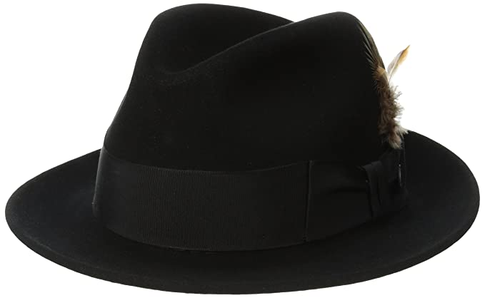Stetson Men s Saxon Royal Quality Fur Felt Hat  Amazon.ca  Clothing ... f5921d8cddeb