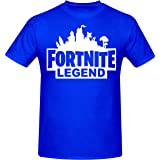 TEEZ Fortnite Legend t Shirt,Children's Gaming t Shirt, Men's Gaming t Shirt Sizes 5yrs - 2xlarge
