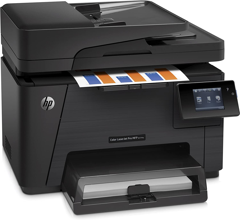 Amazon.com: Impresora multifunción Laserjet M177FW de ...
