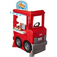 Little Tikes Juguete Cocina Food Truck 2 en 1