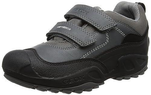 0c28eef1 Geox J New Savage B ABX C, Zapatillas para Niños: Amazon.es: Zapatos y  complementos