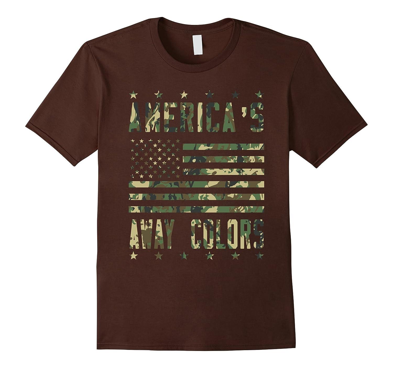 America's away colors T-shirt