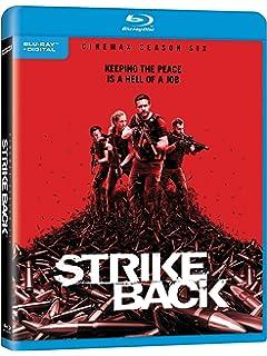 Amazon com: Strike Back: Season 2 (Cinemax) (Blu-ray