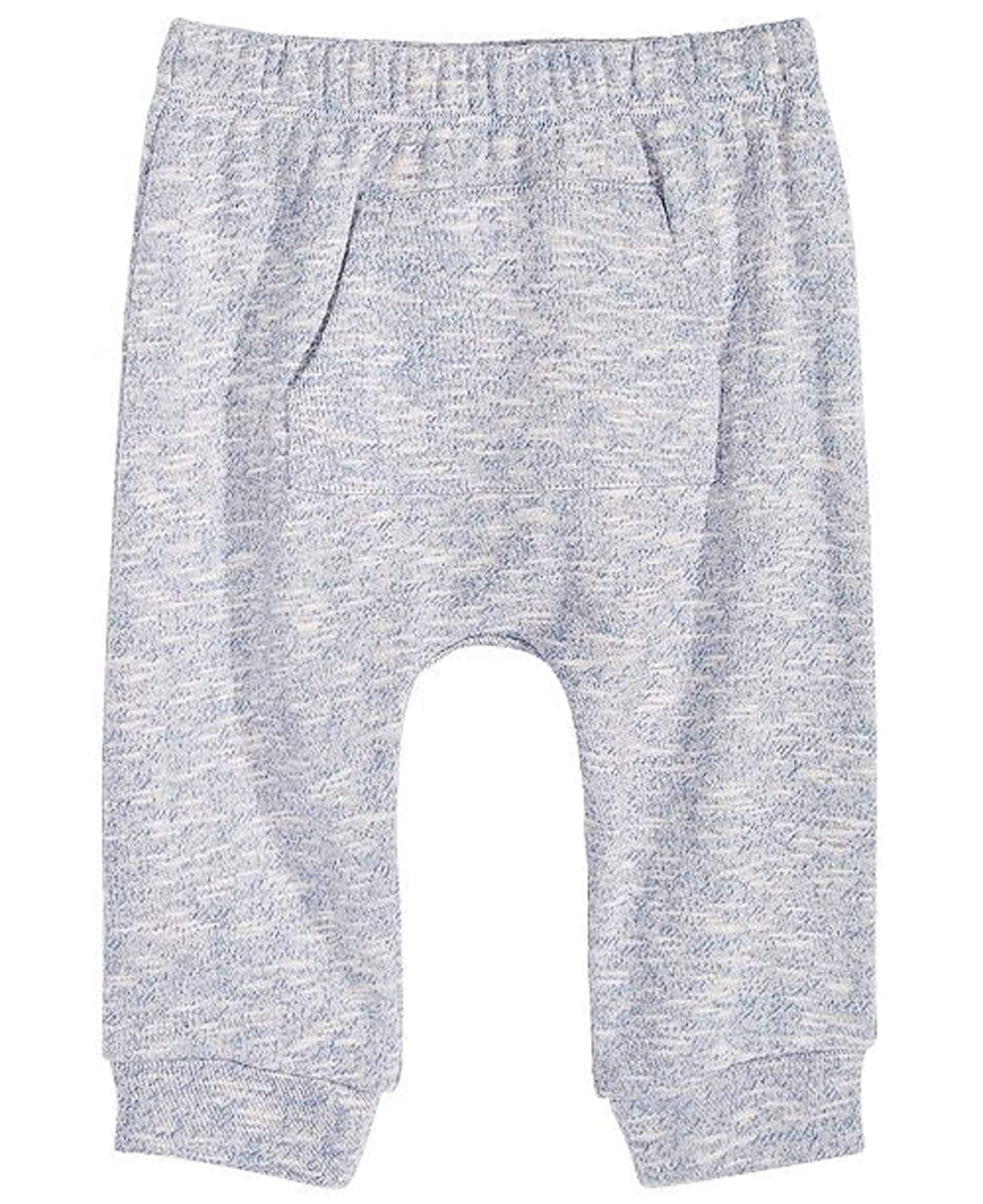 First Impressions Baby Boys Jogger Pants Grey