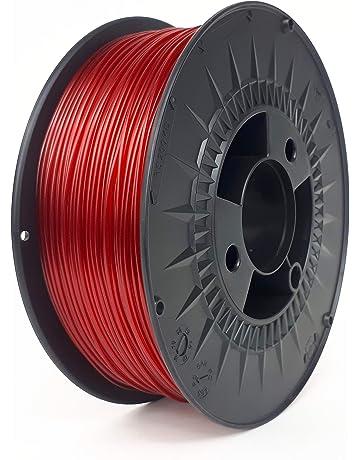 PET-G Filamento /1.75 mm / 1KG/ Impresión 3D/ ALCIA-3DP