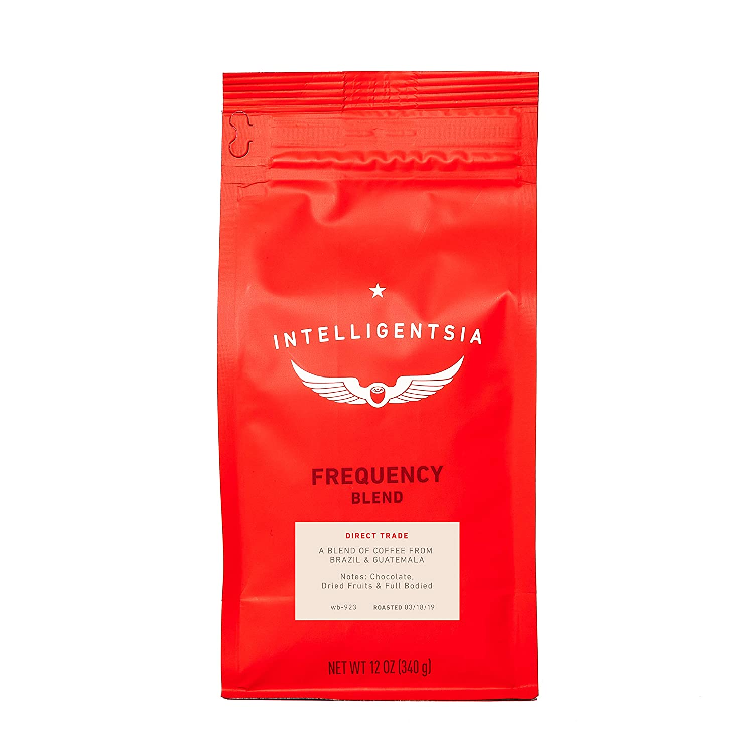 Intelligentsia Frequency Blend - 12 oz - Medium Roast, Direct Trade, Whole Bean Coffee
