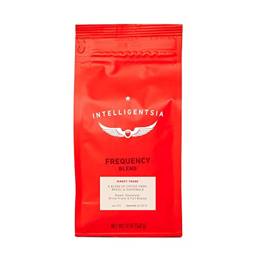 Intelligentsia Frequency Blend Medium Roast, Direct Trade, Whole Bean Coffee