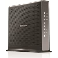 Netgear Nighthawk AC1900 960Mbps DOCSIS 3.0 Cable Modem Router (Black) - Refurbished