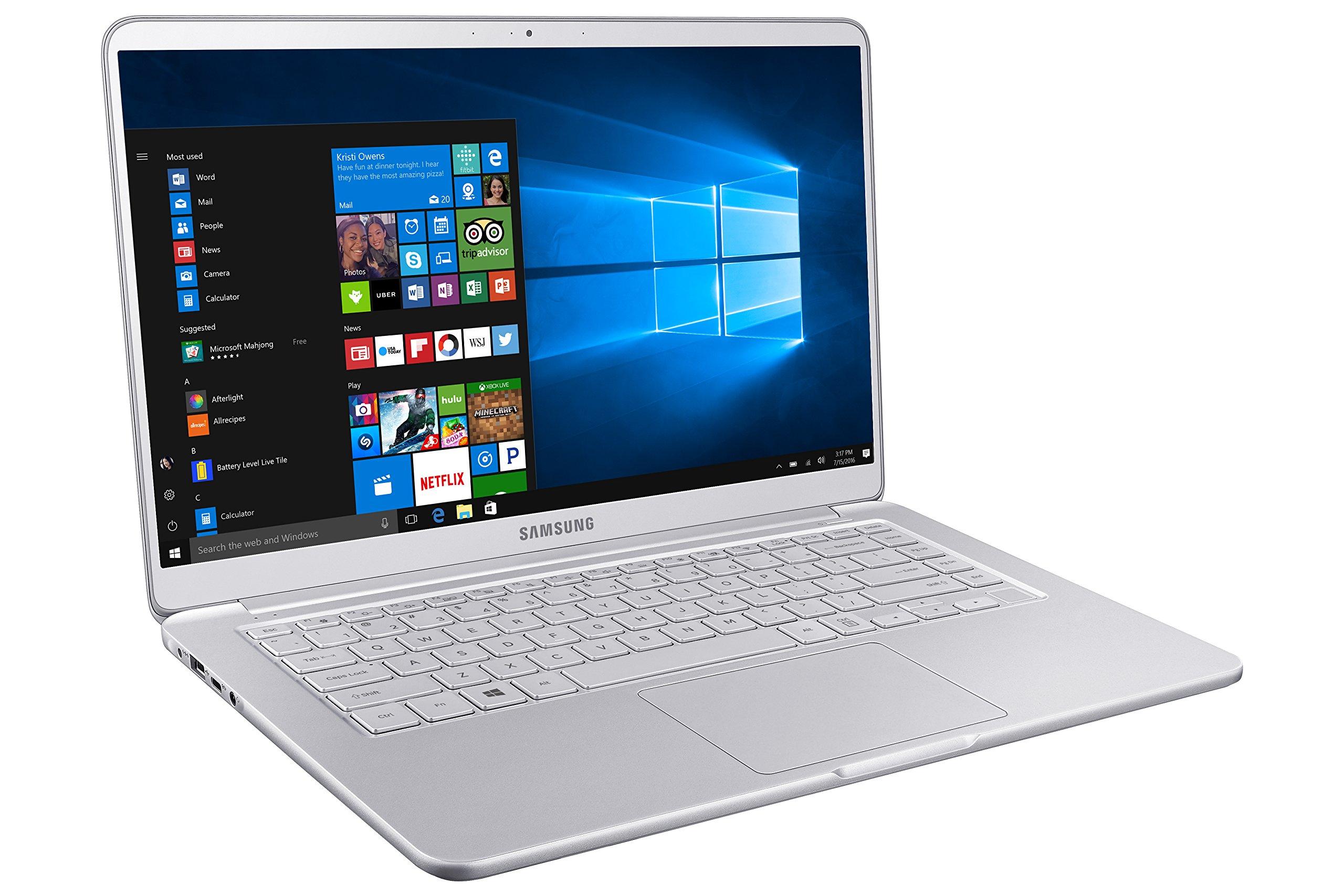 Samsung Notebook 9 NP900X5N-X01US 15.0'' Traditional Laptop (Light Titan)