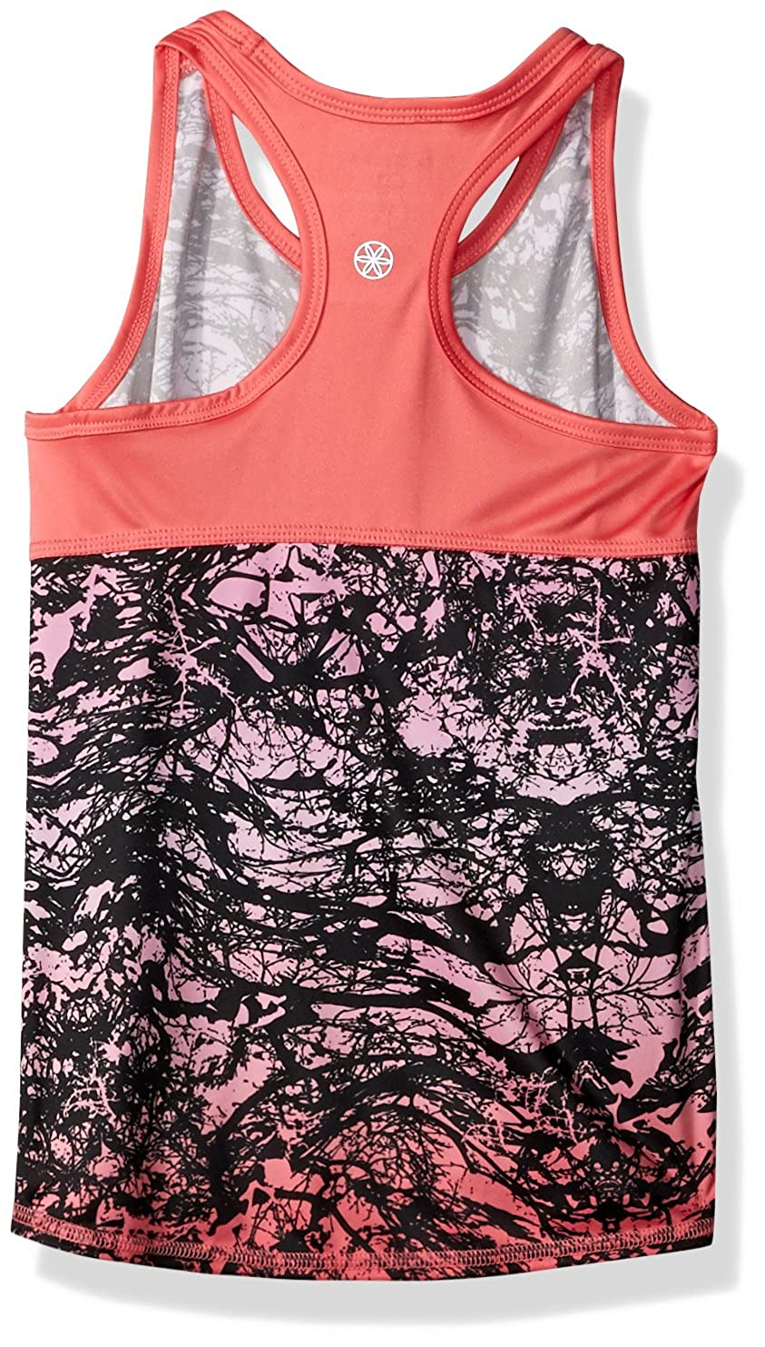 0123fad06c8e3 Gaiam Girls  Big Lotus Chibori Print Tank Top Y730838  1541591162 ...