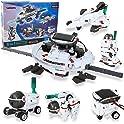 Tomons Stem Toys 6-in-1 Solar Robot Kit