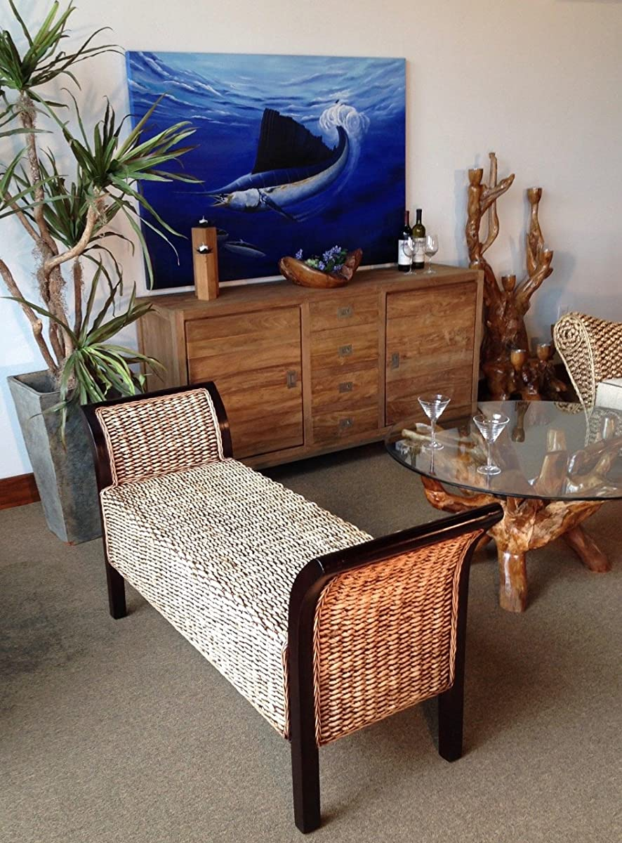 Teak Root Coffee Table Including 43 Inch Round Glass Top Made By Chic Teak