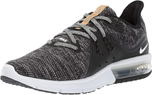 Nike Wmns Air MAX Sequent 3, Zapatillas de Running para Mujer ...