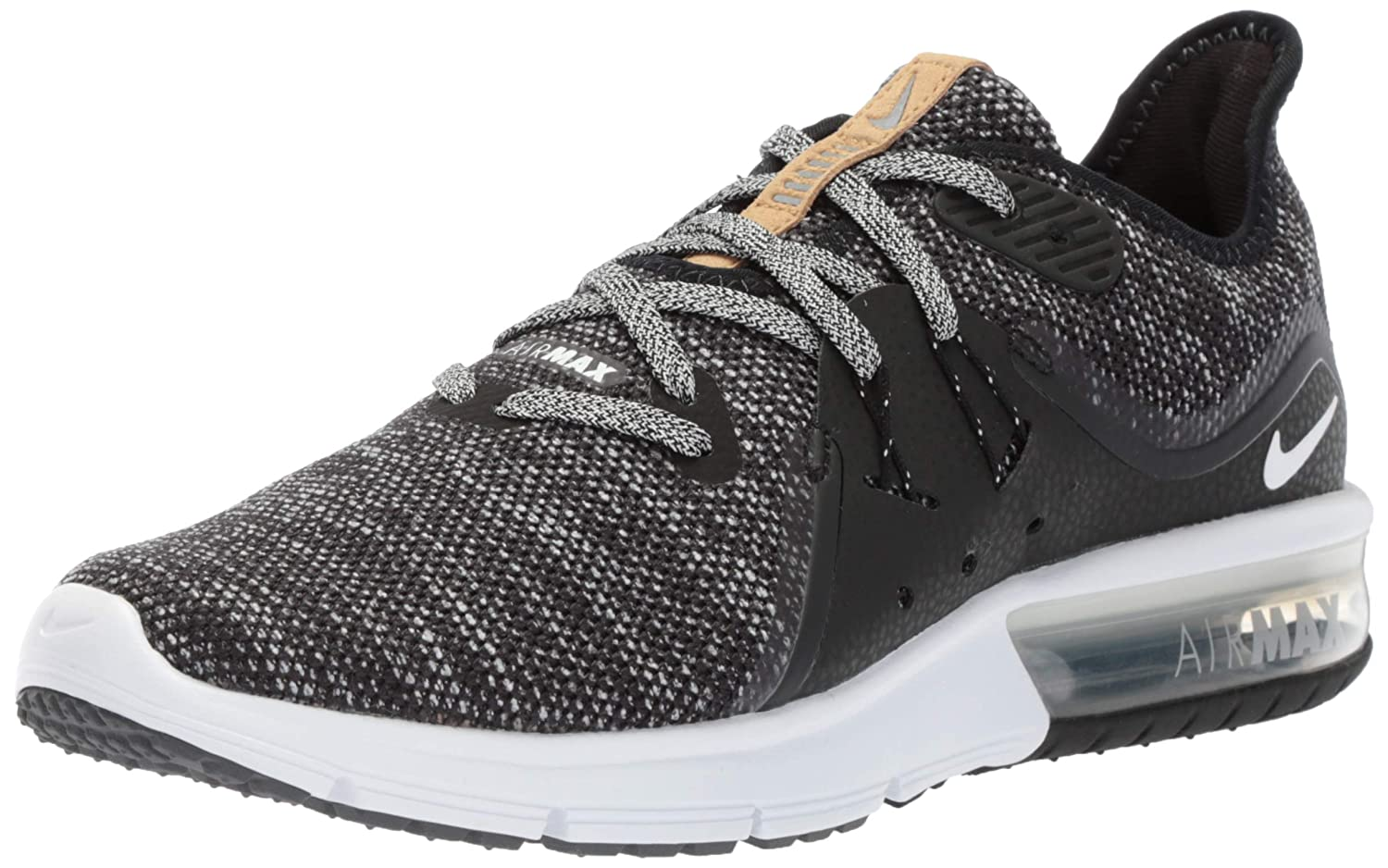 Amazon.com: Nike Womens Air Max Sequent 3 Running Shoe ...