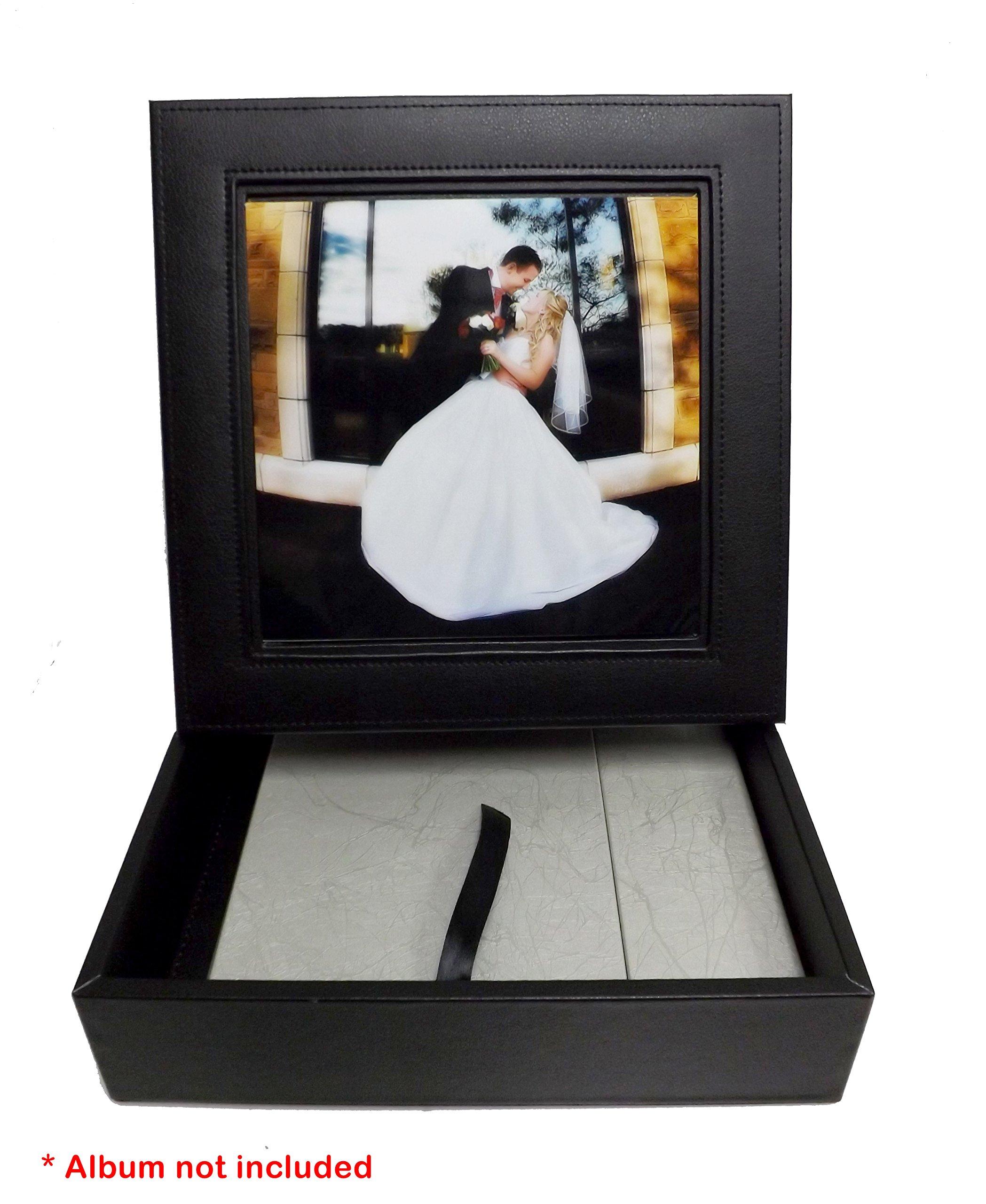 Showoff Albums Frame Box for Photo Album 12X12