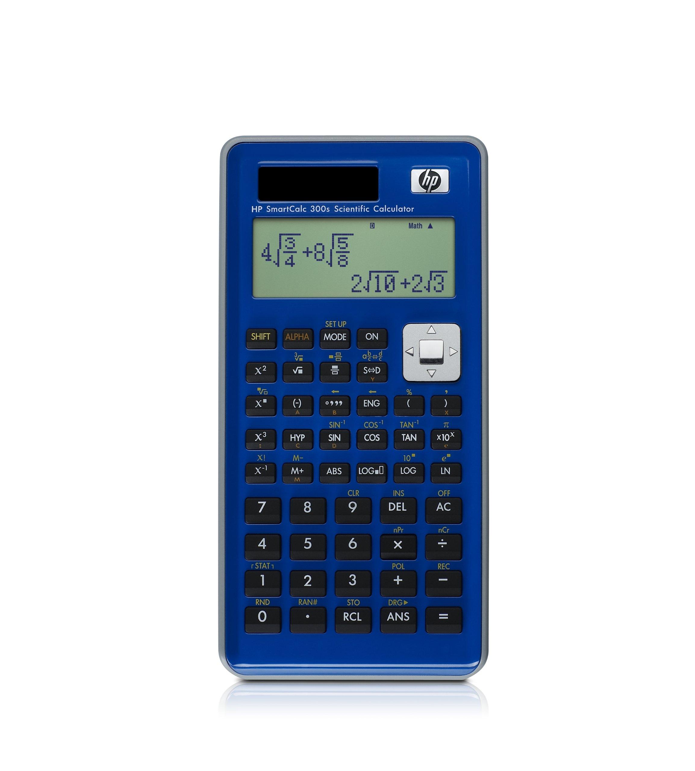HP SmartCalc 300s Scientific Calculator (F2240AA)