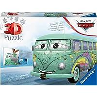 Ravensburger Pixar Disney Cars VW T1 3D 162 Pieces Jigsaw Puzzle