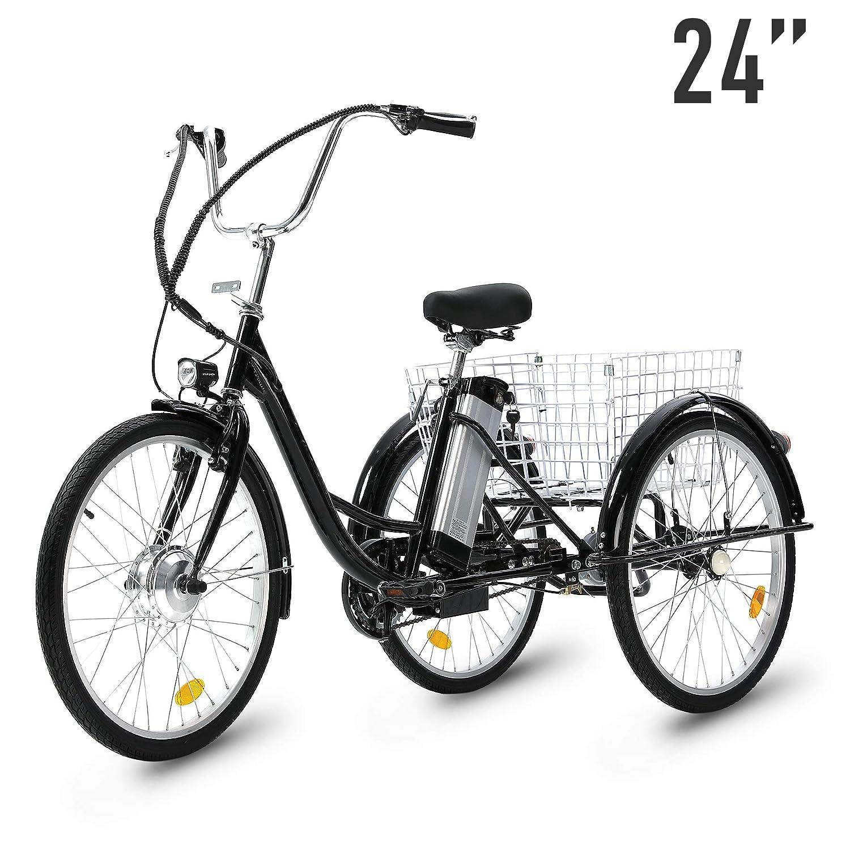 Hiram 24 Inch Electric Bikes Under 1000