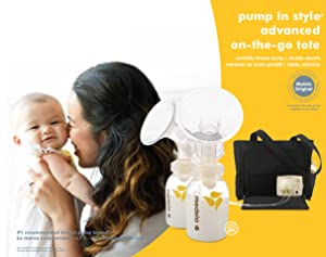 Medela Pump Style Advanced Breast