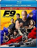 F9: The Fast Saga - Director's Cut Blu-ray + DVD + Digital