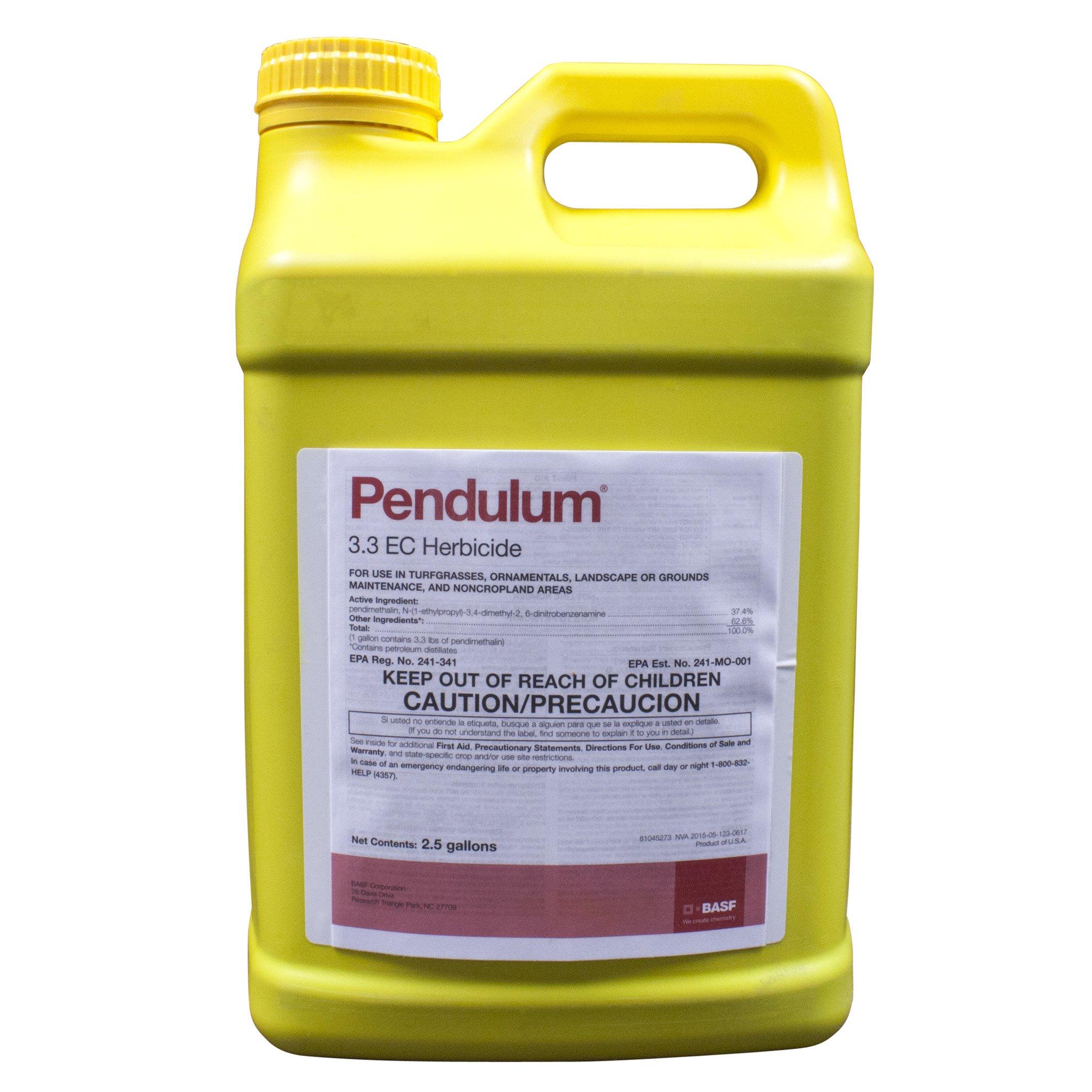Pendulum 3.3 EC - 2.5 Gallons by BASF (Whitmire Micro-Gen)