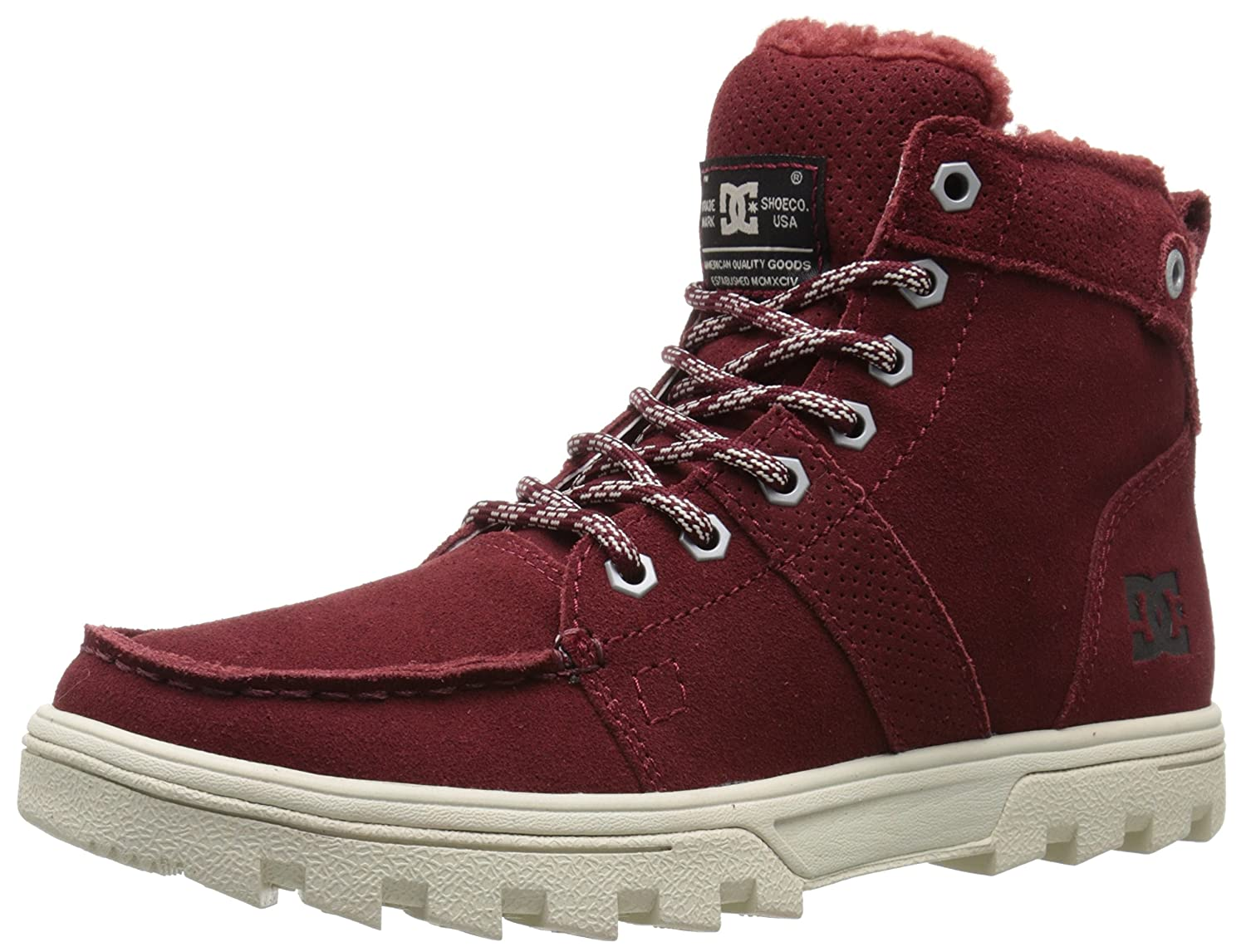DC Men's Woodland Snow Boot