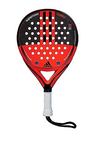 Adidas Supernova Carbon Control 1.9 Palas, Adultos Unisex, Rojo, 375: Amazon.es: Deportes y aire libre