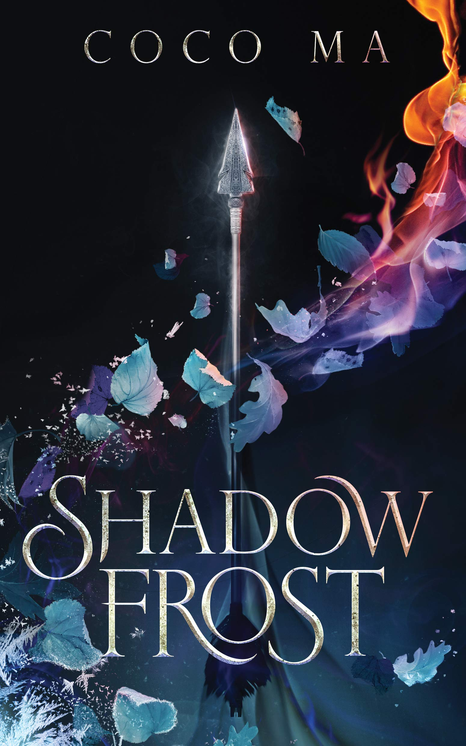 Amazon.com: Shadow Frost (Shadow Frost Trilogy, Book 1) (9781982527440):  Coco Ma: Books