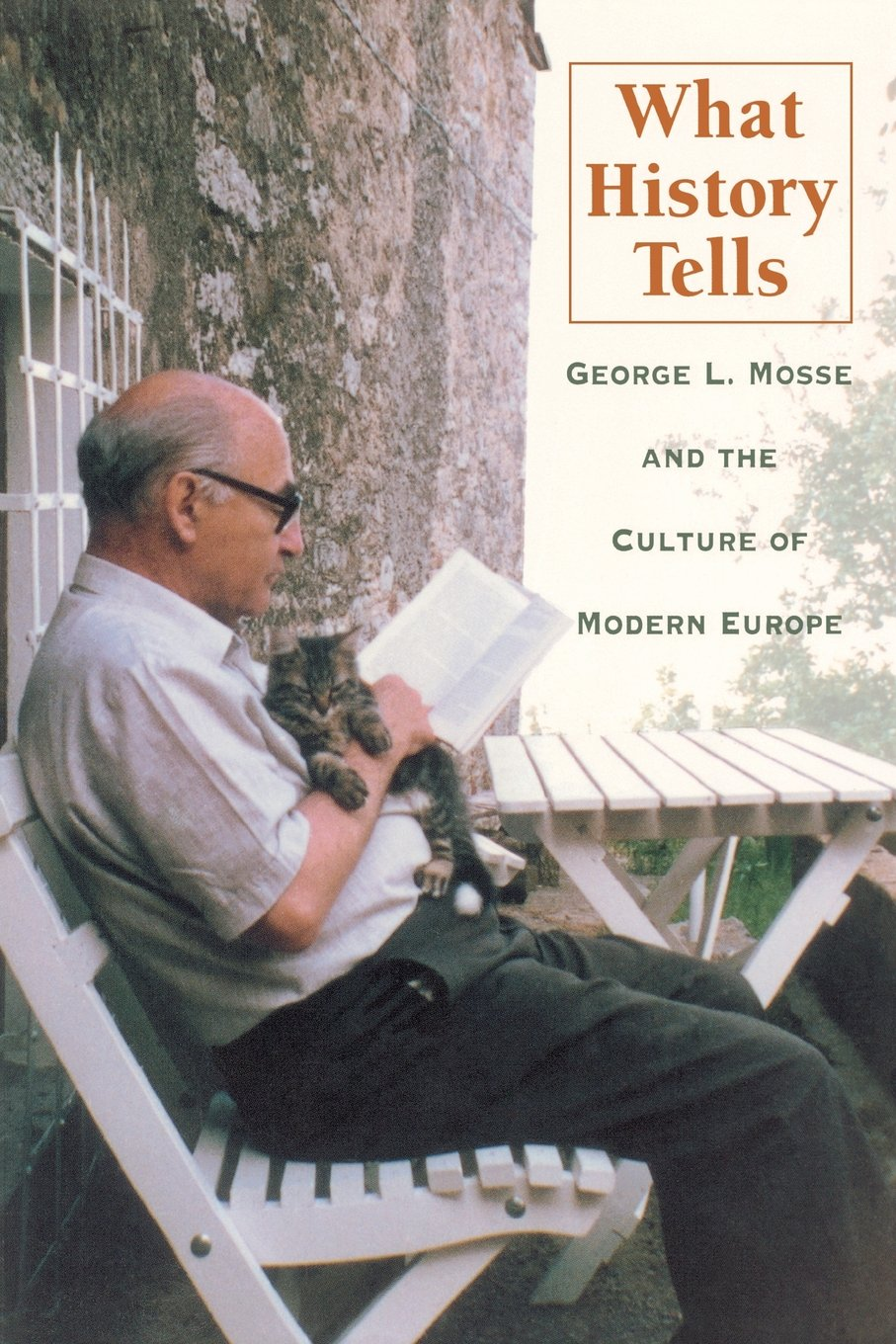 What History Tells: George L. Mosse and the Culture of Modern Europe (George L. Mosse Series in Modern European Cultural and Intellectual History) PDF