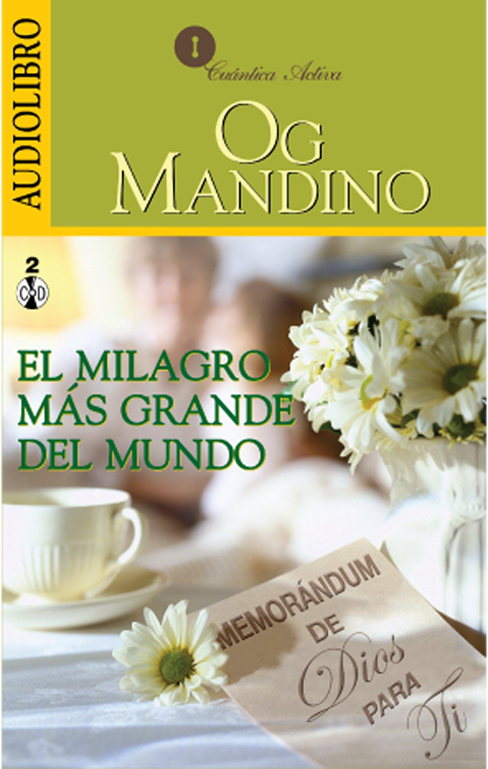 buy el milagro mas grande del mundo the greatest miracle in the