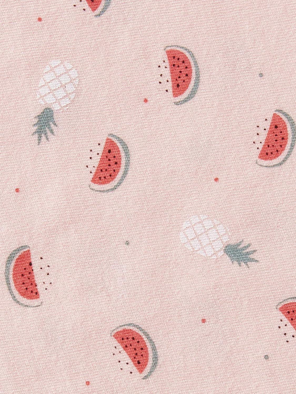 Vertbaudet Tour de cou b/éb/é fllle motifs fruits