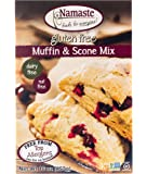 Namaste Foods Gluten Free Muffin Mix, 16-ounce Bags (Pack of 6)