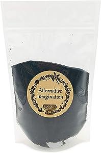 Alternative Imagination Fine Colored Sand, Black, 1 Pound