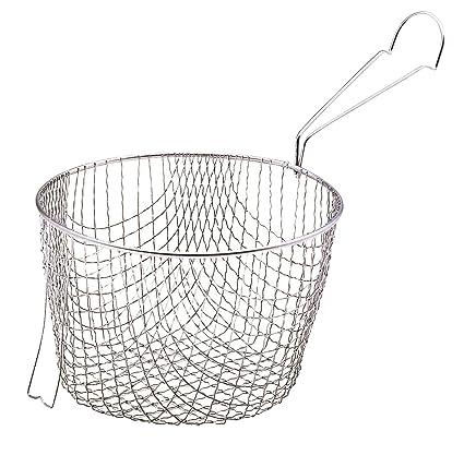 b9be774120194 KitchenCraft Extra-Deep Wire Chip Fryer Basket