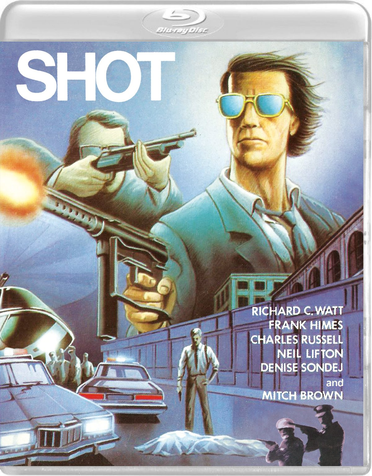 Blu-ray : Shot (With DVD, 2 Pack, Widescreen, 2PC)