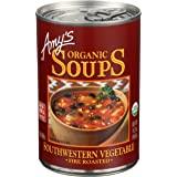 Amy's Organic Soup Fire Roasted Southwestern Vegetable -- 14.3 oz