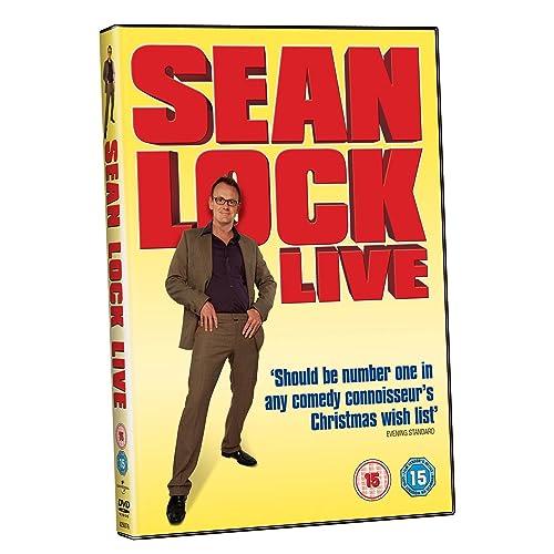 Sean Lock - Live [DVD]