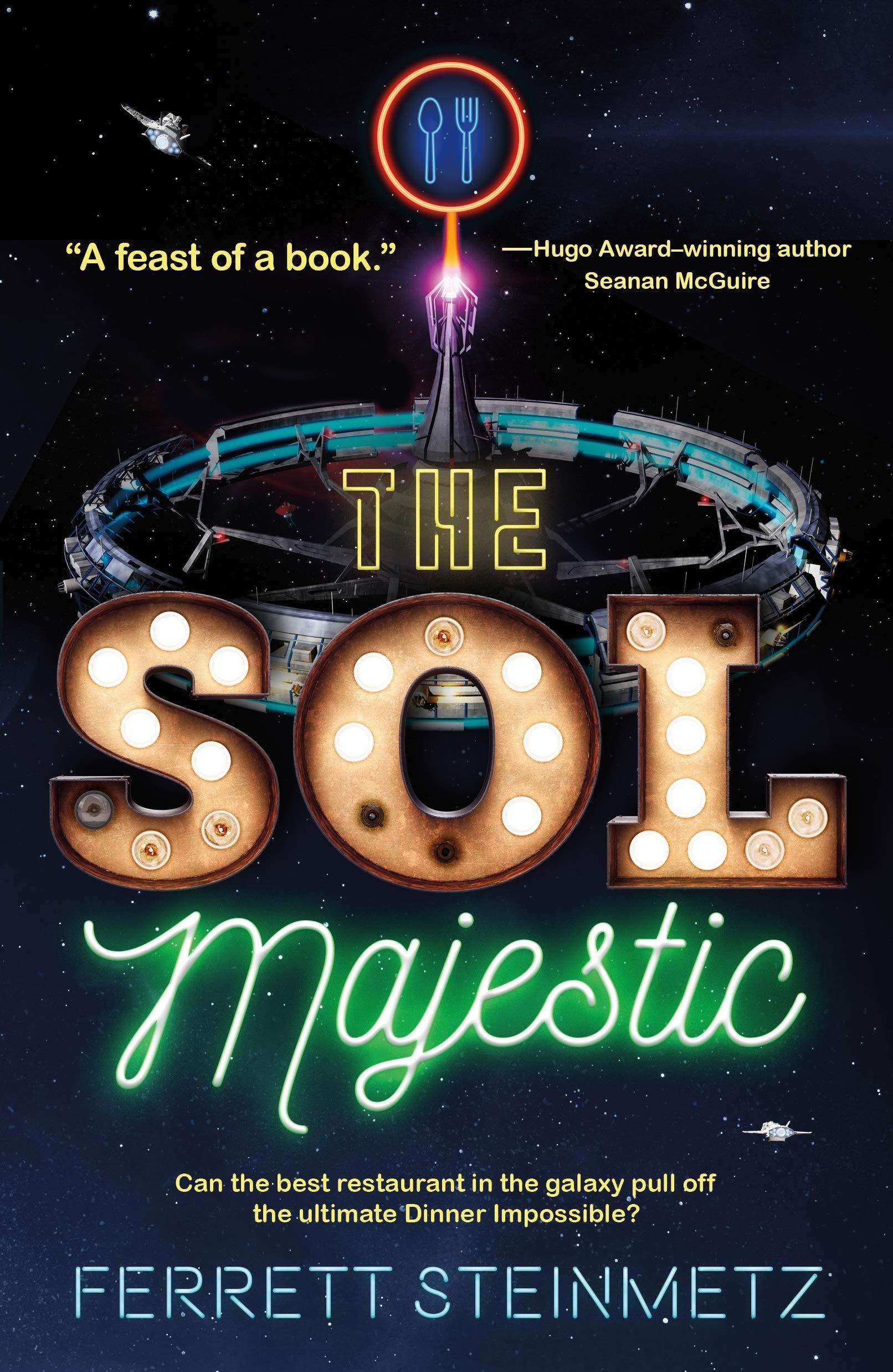Ferrett Steinmetz: Five Things I Learned Writing The Sol Majestic