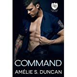 Command: An Everyday Heroes World Novel (The Everyday Heroes World)