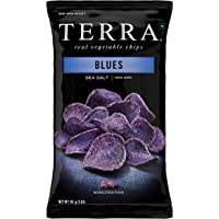 Terra Blue Chips Sea Salt, 141 gm
