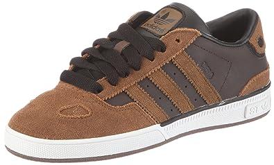 pretty nice 3c10a b1b71 adidas Originals CIERO LOW ST G51285, Unisex - Erwachsene Sneaker, Braun  (LEATHER