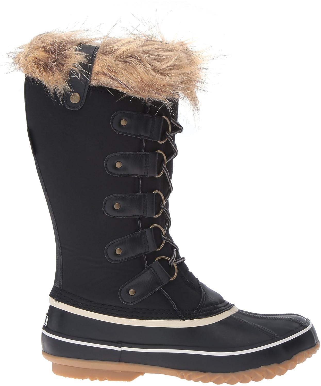 JBU by Jambu Women's Edith Snow Boot B01H63PY9A 7 B(M) US|Black