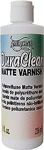 DecoArt DuraClear Varnish 8oz Matte
