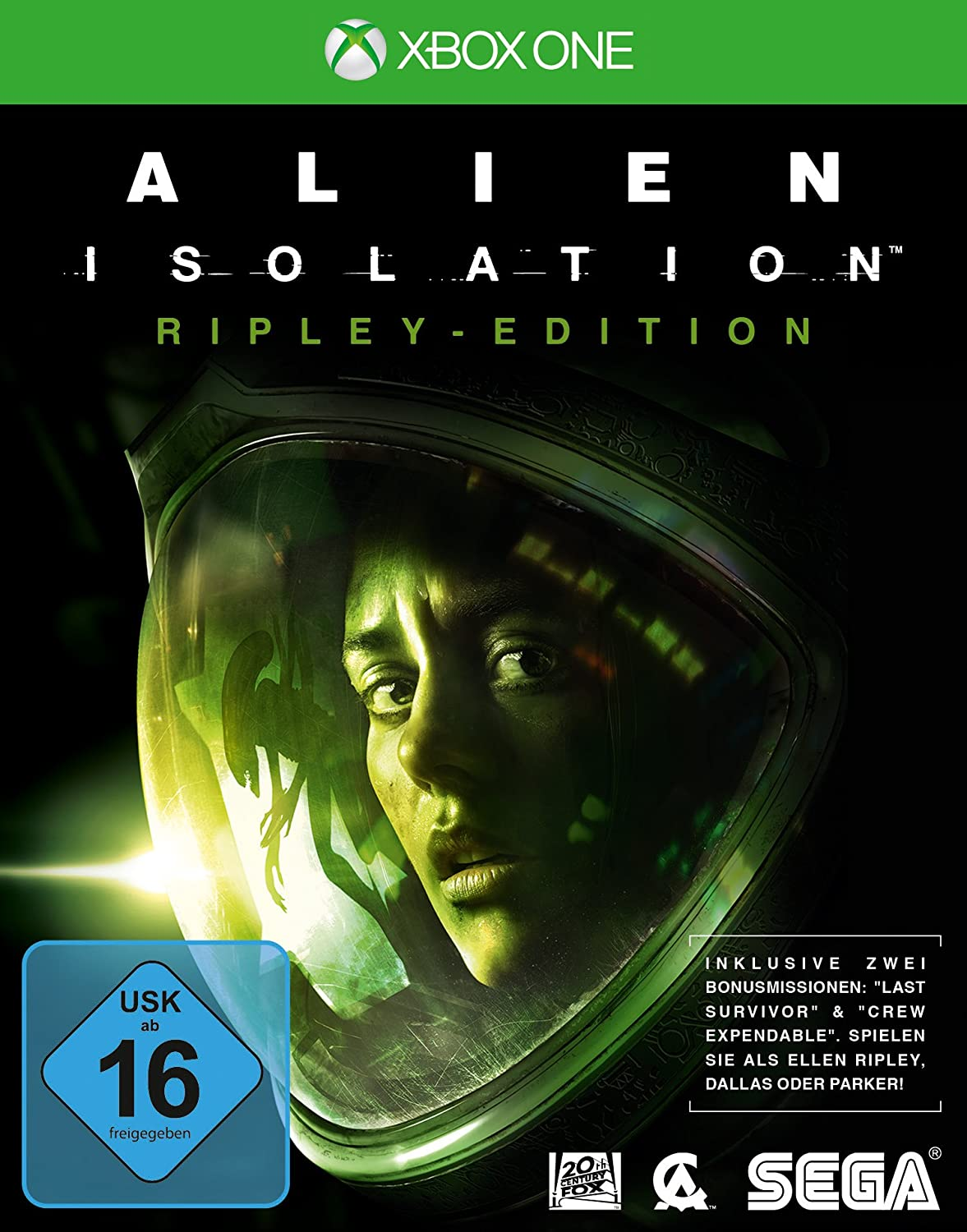 Alien: Isolation - Ripley Edition [Importación Alemana]: Amazon.es ...