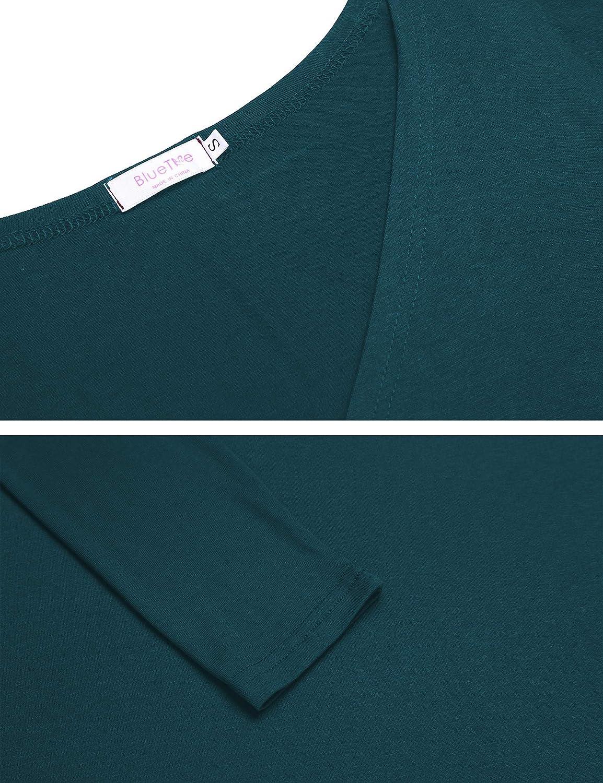S-4XL Bluetime Women Plus Size Long Open Front Drape Maxi Cardigan Lightweight Duster Long Sleeve Cardigan