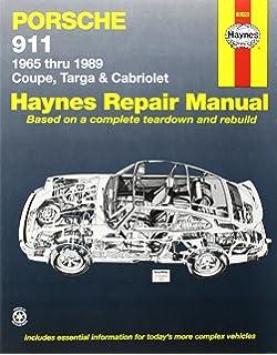 Porsche 911 engine assembly guide cole scrogham 9780557203895 porsche 911 automotive repair manual 1965 to 1989 coupe targa cabriolet fandeluxe Choice Image