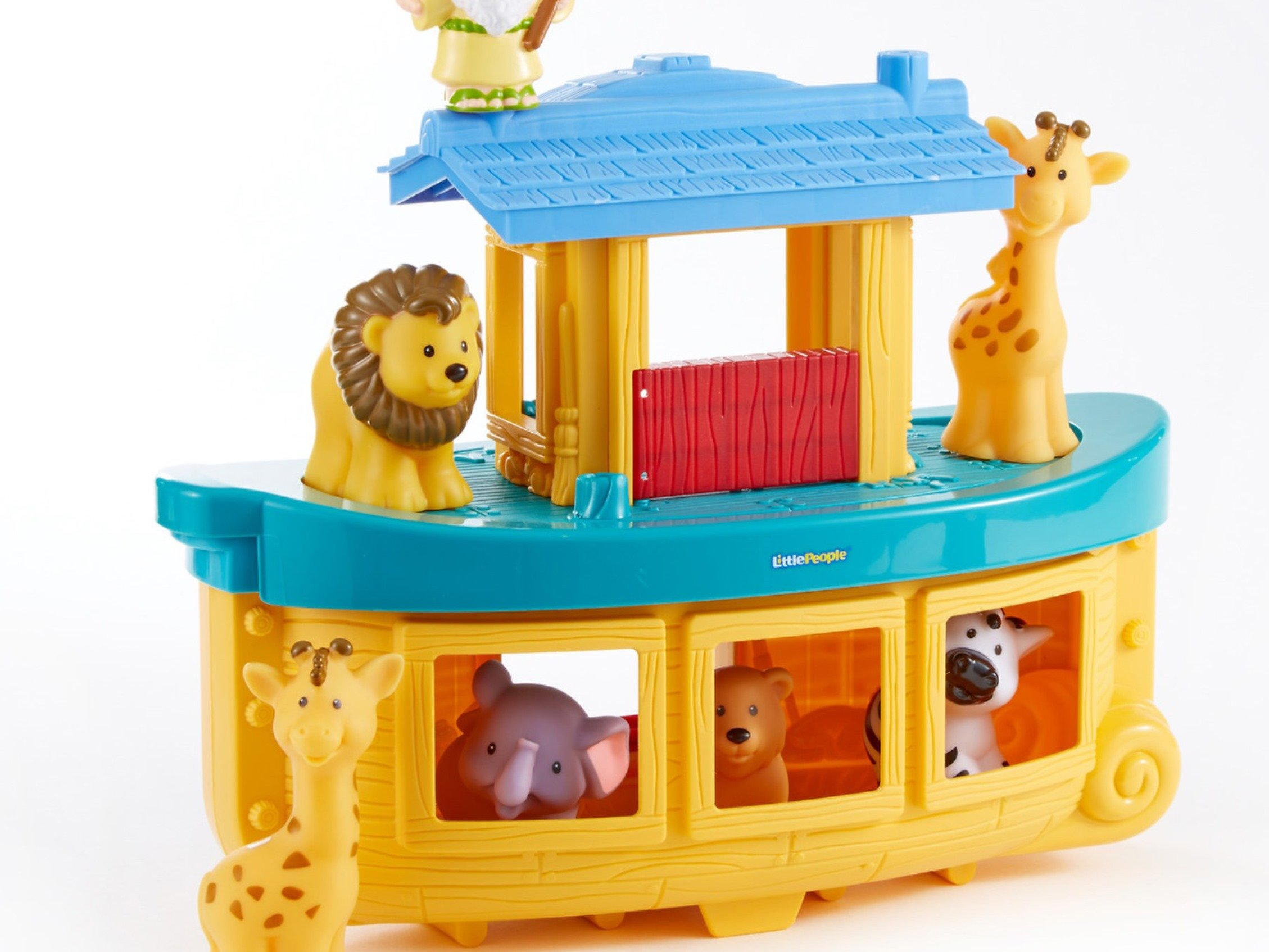 Fisher-Price Little People Noah's Ark by Fisher-Price (Image #17)