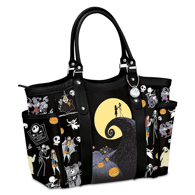 Amazon.com: The Bradford Exchange Disney Tim Burton\'s The Nightmare ...